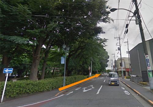 豊田駅から当院までの行き方6